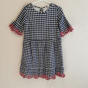Sarah Jessica Parker Gap Gingham Dress 5T